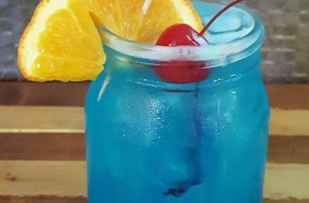Famous Blue Cowboy