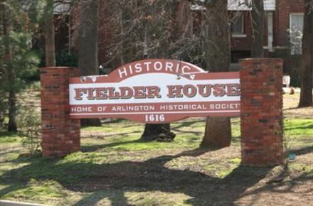 Fielder house Arlington TX