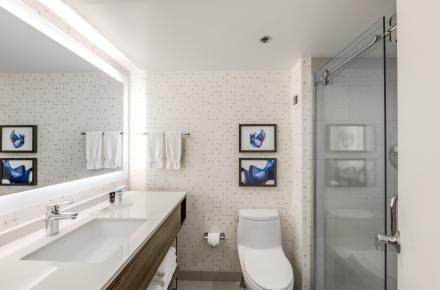 WorkLife Bathroom