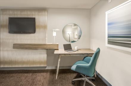 WorkLife Suite Desk