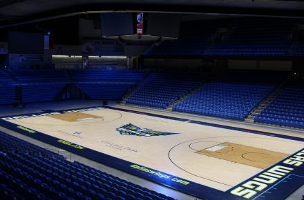 Dallas Wings Court at College Park Center