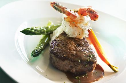 Fine Dining at Restaurant506 | The Sanford House | Arlington, TX