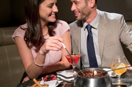 Date Night at The Melting Pot