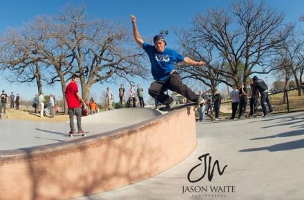 Cody Rocamontes Memorial Skatepark