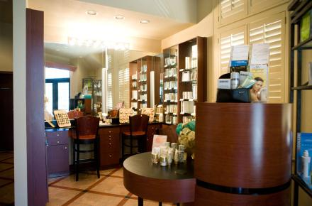 Spa at The Sanford House | Arlington, TX Full-Service Day Spa & Salon