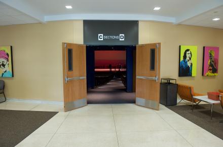 Texas Hall Lobby