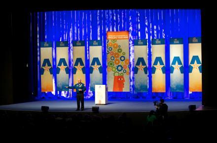 UTA Maverick Speakers Series featuring Astronaut Mark Kelly at Texas Hall
