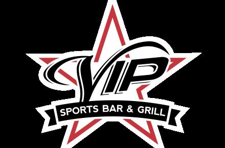 VIP Sports Bar & Grill LOGO
