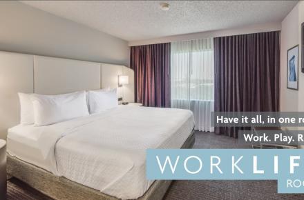 WorkLife King Suite