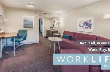 WorkLife Suite Living Room