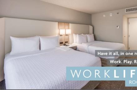 WorkLife 2 Queen Suite