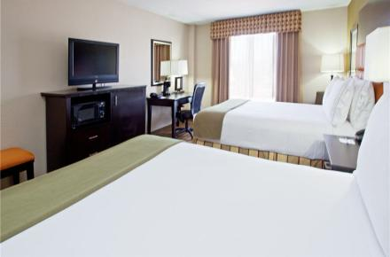 arlington texas hotel double bedroom 01