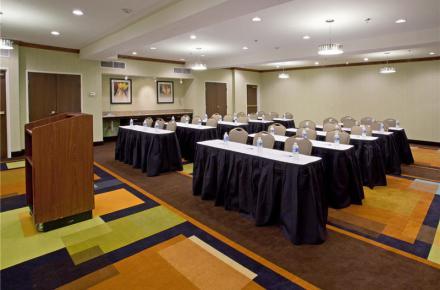 arlington texas hotel meeting room