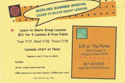 Summer beginner classes