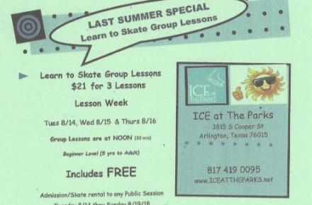 summer class special
