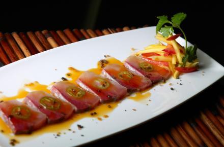 Piranha Sushi