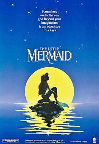 little mermaid PAC movie poster