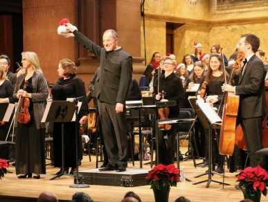 Holiday Pops Concert and Princeton Symphony Orchestra