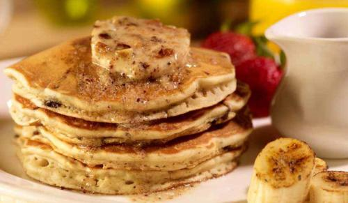 DoubleTree Chocolate Chip Pancakes Recipe