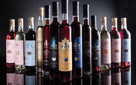 Our Berry Wines