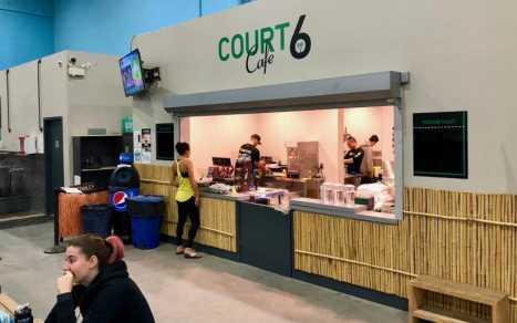 Court 6 Cafe