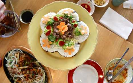 Haroo Korean-Japanese Homestyle Cuisine