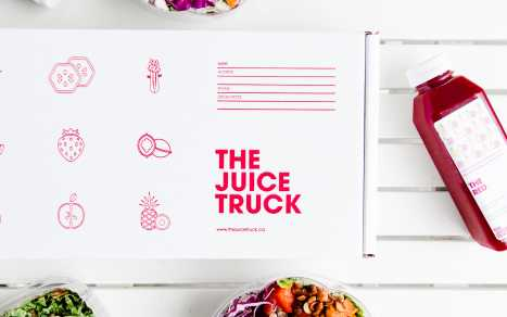 The Juice Truck - Drinks and Food