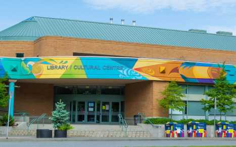 Richmond Public Library Exterior