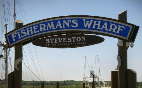 Steveston Harbour Authority - Fisherman's Wharf