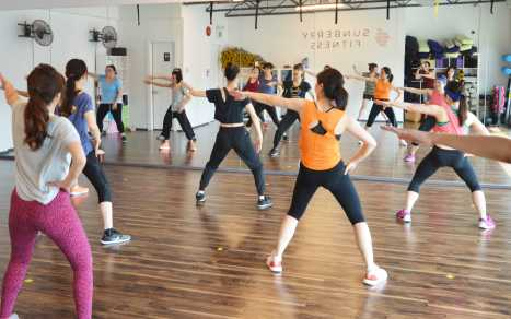 Sunberry Fitness - Dance Studio