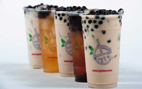 T-Go Tea Bubble Tea