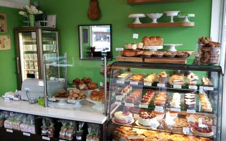 The Sweet Spot - Bakery Interior
