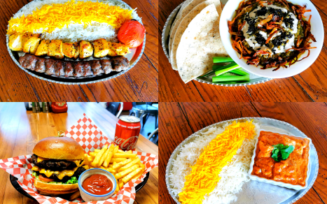 Zia's Cafe and Grill Platter