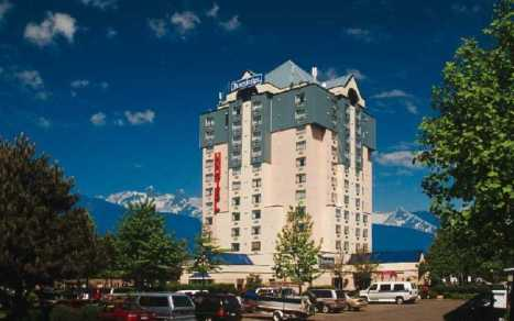 Travelodge Vancouver Airport