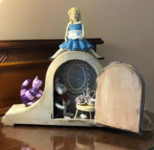 Alice in Wonderland Ceramic