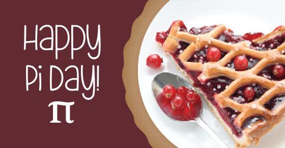 Happy Pi-Day