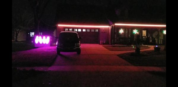 8025 Charnell Ct_Brett Barnett - Best Christmas Light Displays in Fort Wayne, Indiana