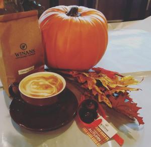 Winans pumpkin spice