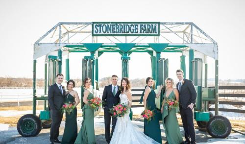 Stone Bridge Farm Wedding