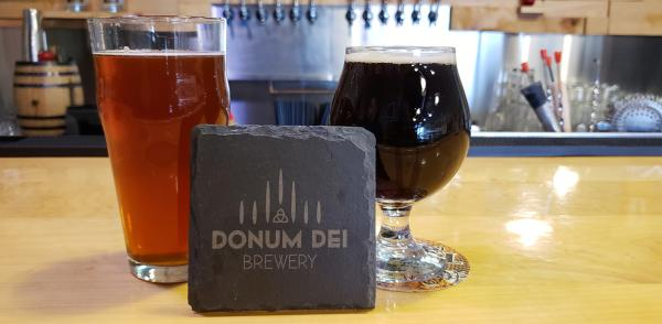Donum Dei Brewing Growler Blog