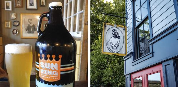 Pints&union Growler Blog