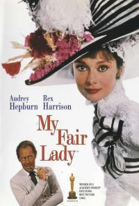 my fair lady pac movie poster