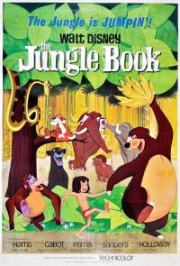 The Jungle Book PAC movie poster