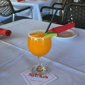 Sylvia's Enchilada Kitchen Margarita