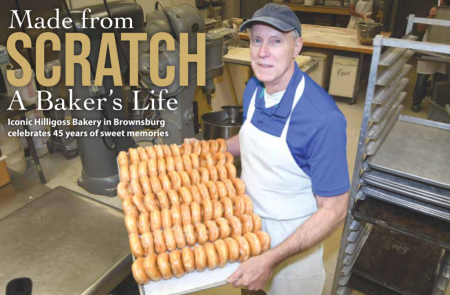 Hilligoss Bakery, Hendricks County ICON cover