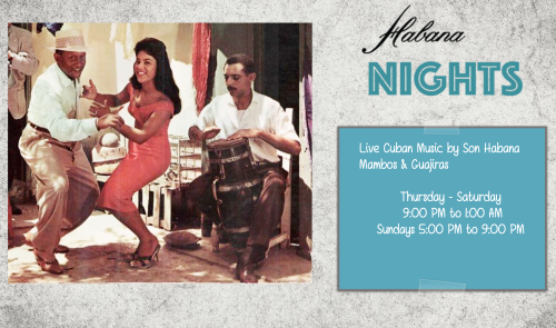 Habana Nights Live Music Irvine