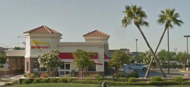 In-N-Out Sacramento store #213