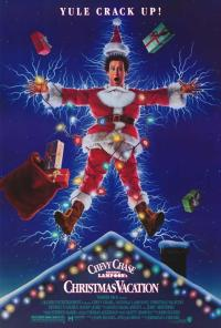 christmas vacation PAC movie poster