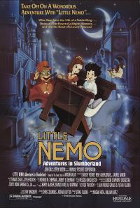 little nemo PAC movie poster