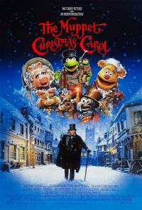 muppet christmas carol PAC movie poster